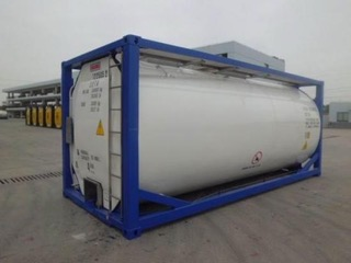 20ft tankcontainer