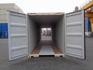 40ft HC double door