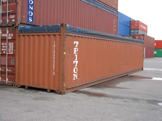 40ft - DJ Containers