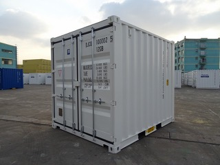 10ft - DJ Containers